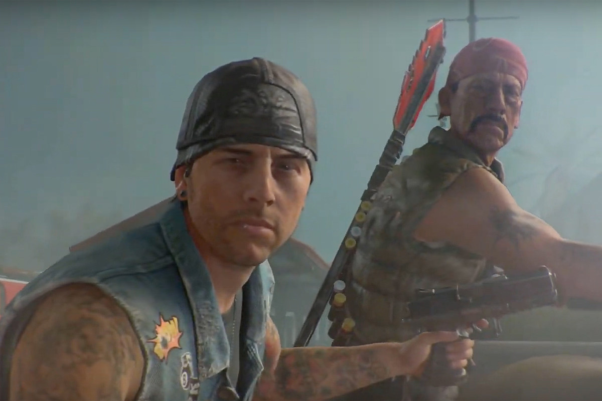 M. Shadows Will Be a Playable Character in 'Call of Duty: Black Ops 4'