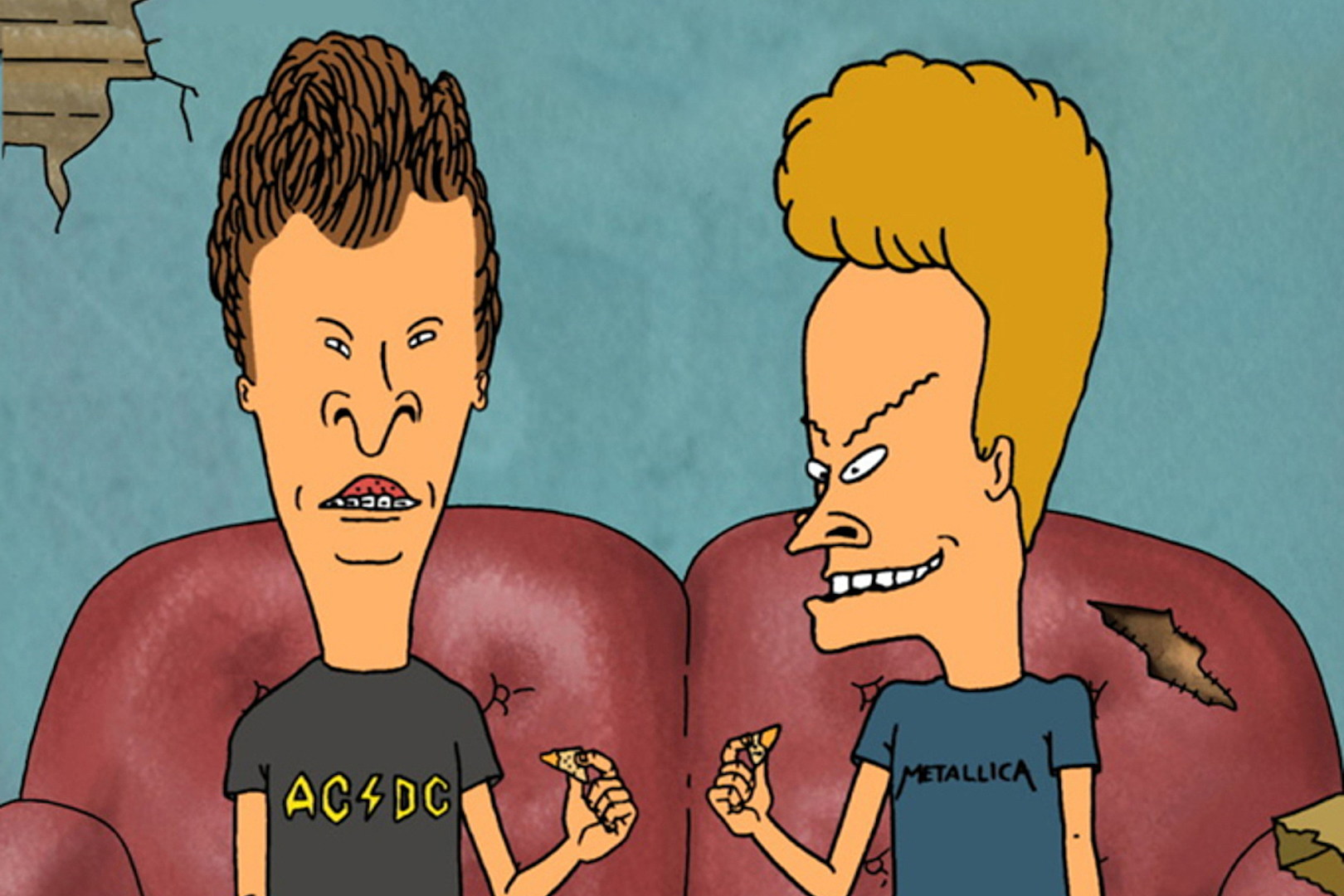 It's Official: A New 'Beavis and Butt-Head' Movie Is Coming