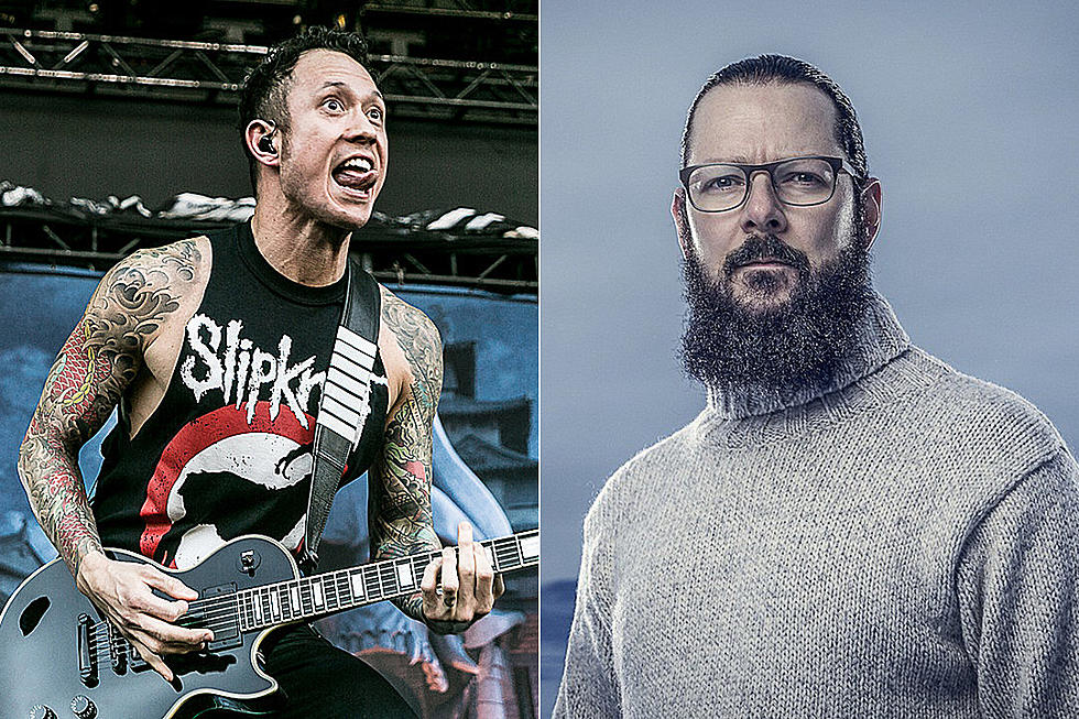 Trivium's Matt Heafy Bares Backside for Elaborate Tattoo