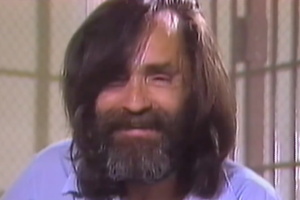 Weirdo Gets Charles Manson Face Tattoo His Ashes Put In It