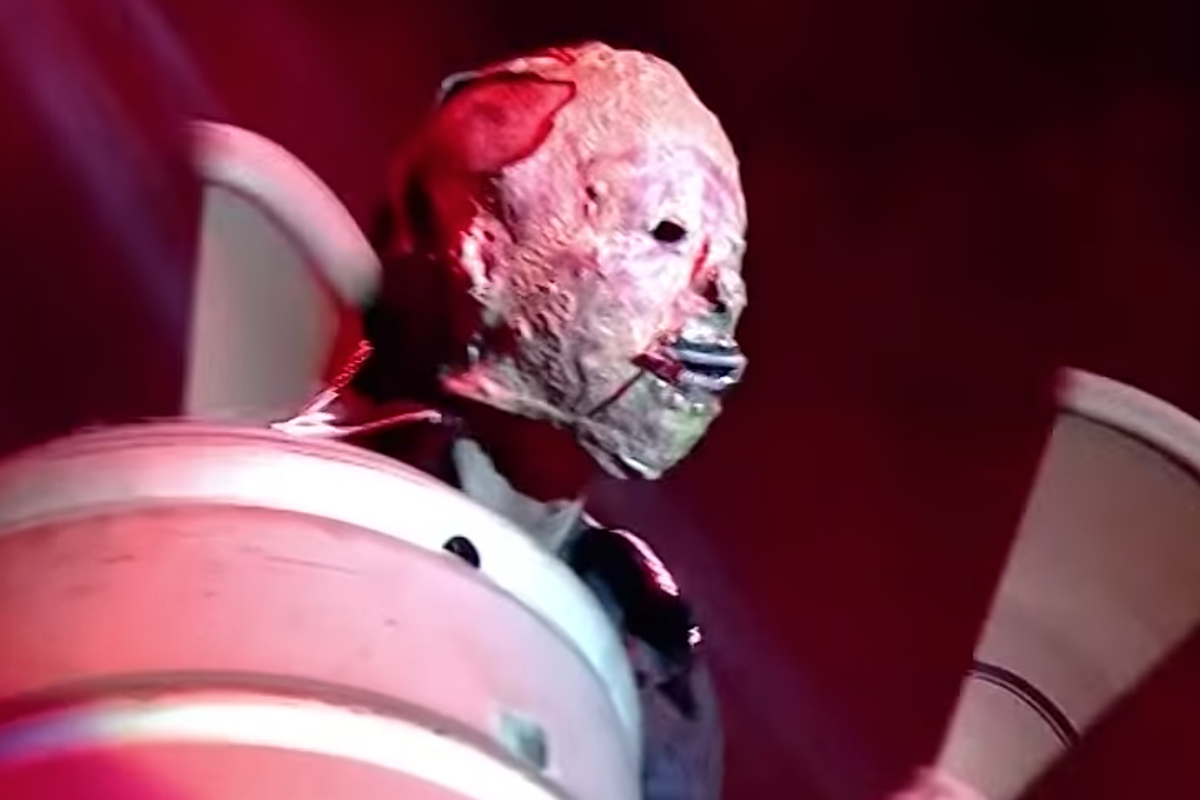 Slipknot's 'Tortilla Man' Identity Possibly Uncovered After Jim Root Hint