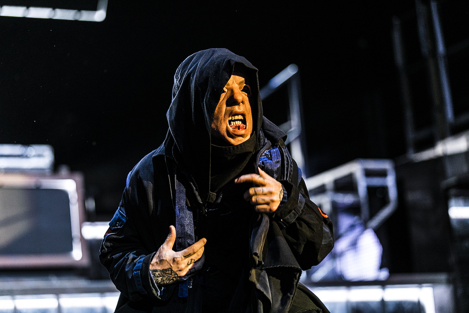 Here Are the Lyrics to Slipknot's New Song 'Birth of the Cruel'