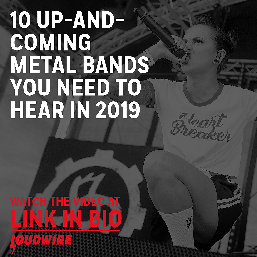 10 Up-And-Coming Metal Bands You Need to Hear in 2019