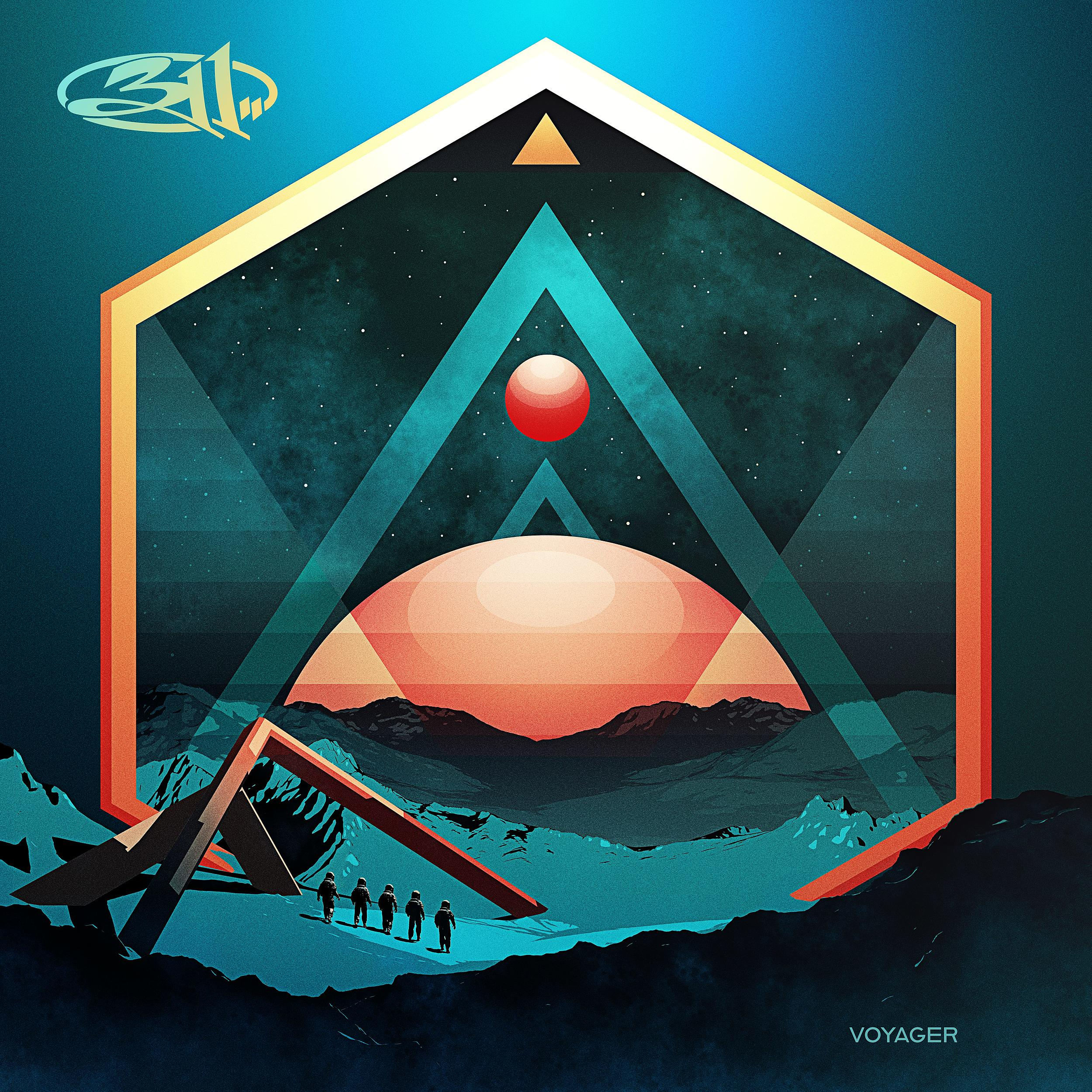 311 Celebrates Voyager Release With Free Live Concert Stream