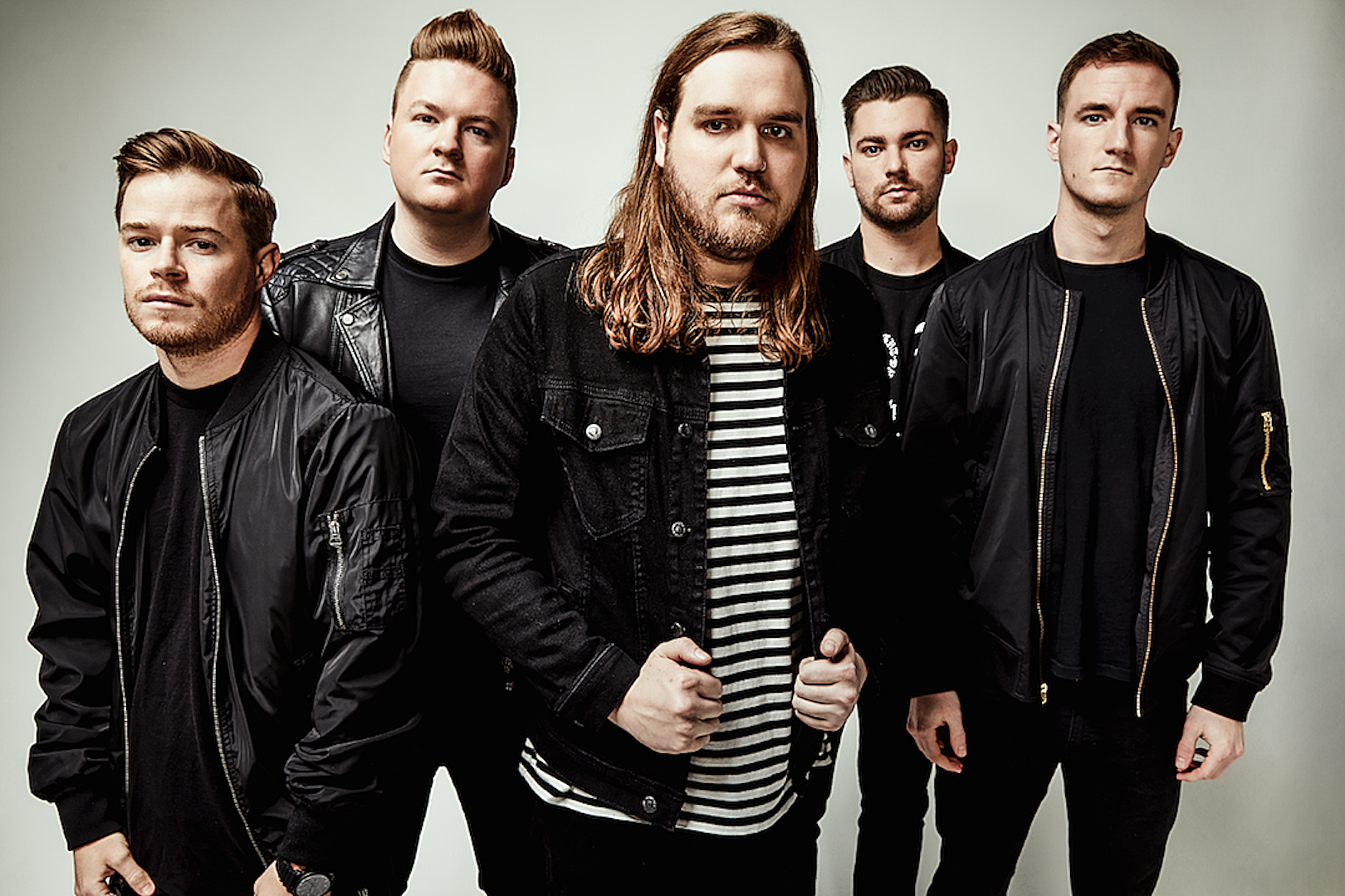 Wage War's Melodic Side Exposed on New Song 'Me Against Myself'