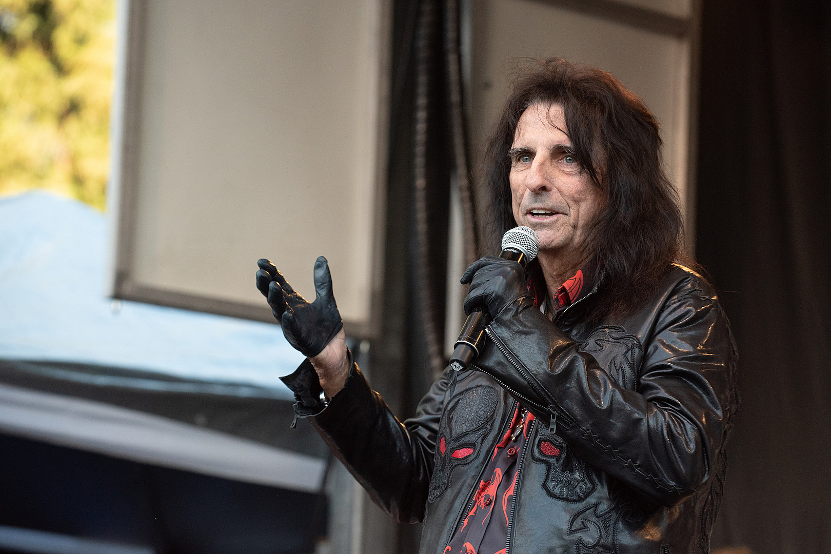 Alice Cooper + Halestorm Announce Co-Headlining U S  Tour Dates