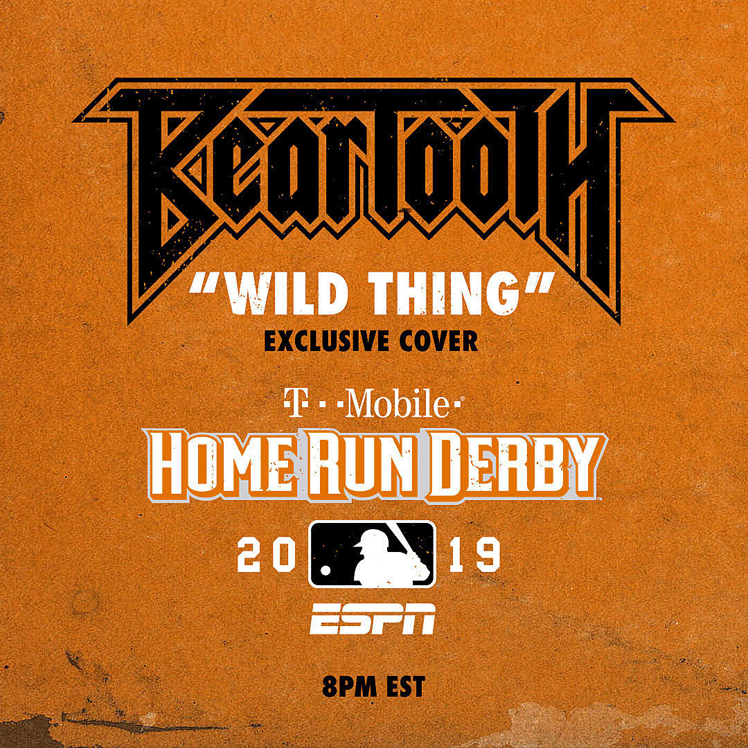 Beartooth Cover 'Wild Thing' for MLB All-Star Game Home Run