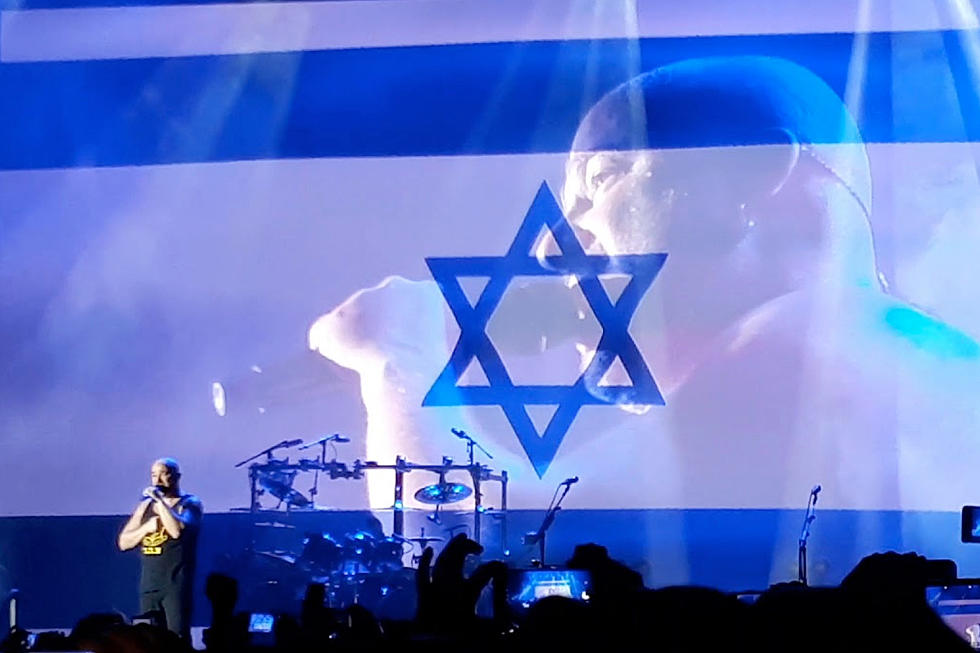 Watch Disturbed Play Israeli National Anthem at First Israel