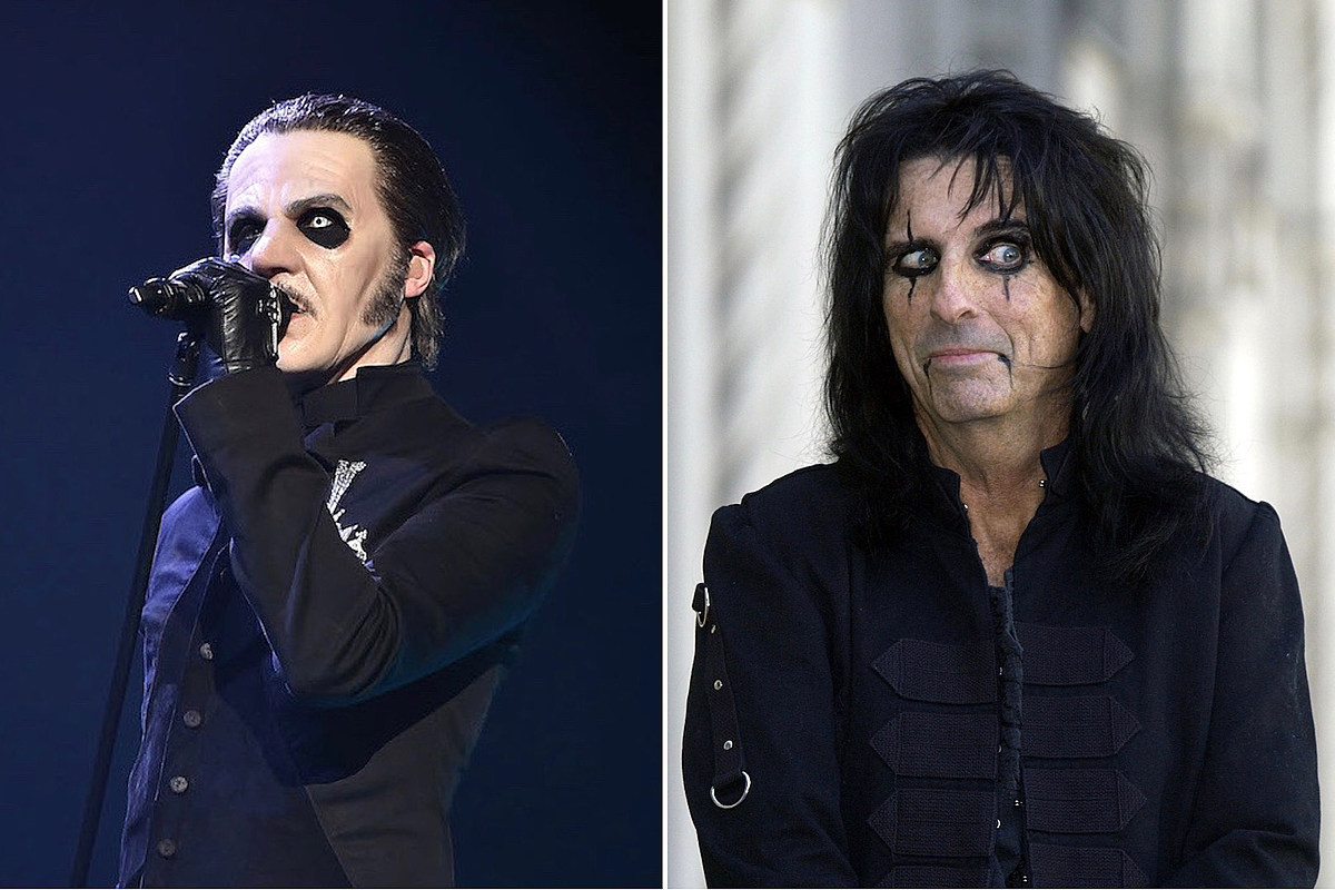 Tobias Forge: Alice Cooper Is the Reason Ghost Exists