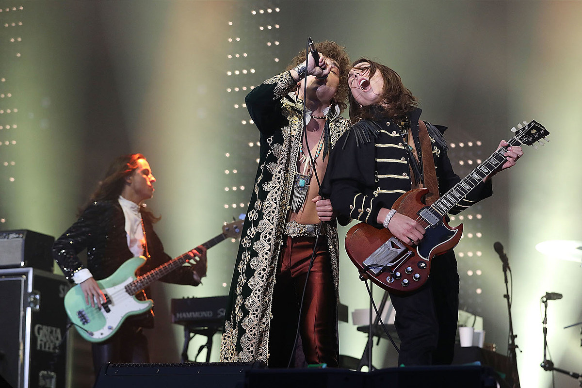 Greta Van Fleet Working on 'Quite Different' Second Album