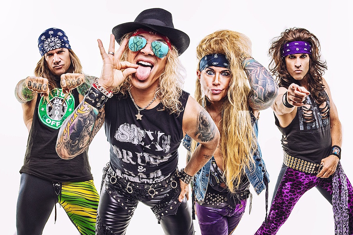 Steel Panther Announce New Album, Reveal Celeb-Packed Wank