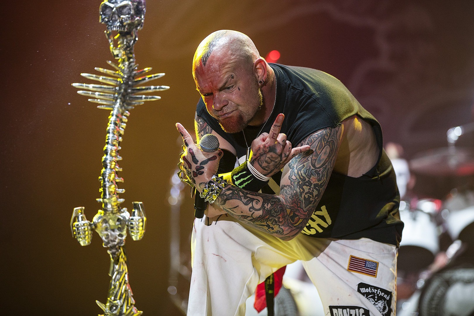 The Offspring New Album 2020 Ivan Moody Hopes For New Five Finger Death Punch Album Early 2020