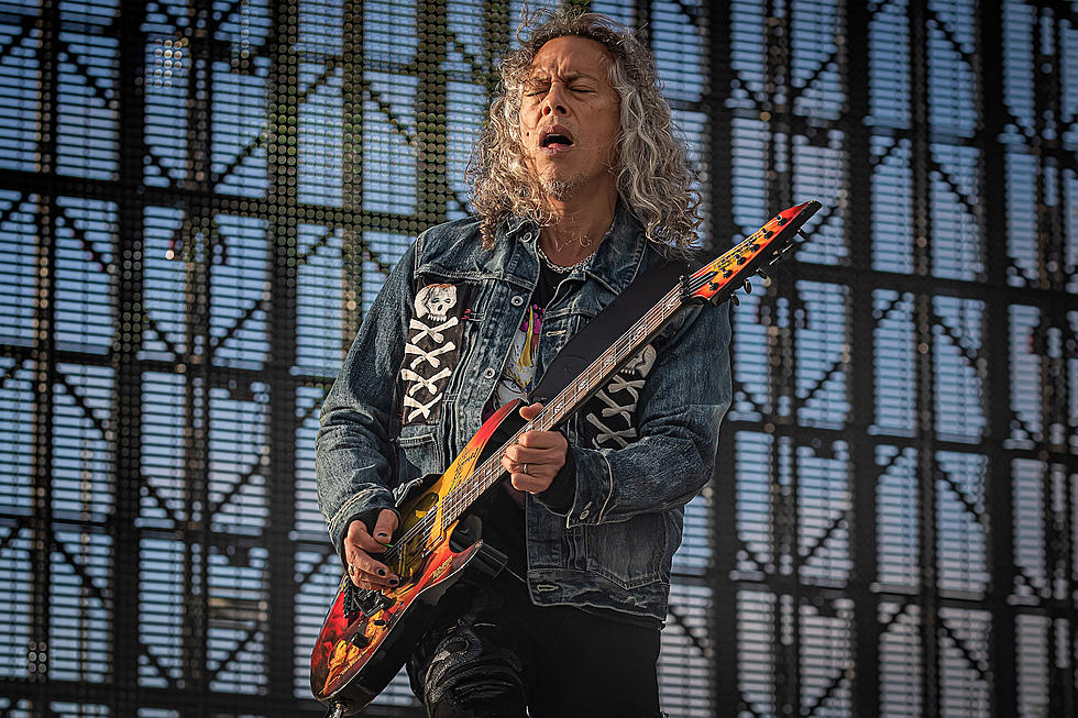 Kirk Hammett's All-Star Wedding Band Cover Black Sabbath + More