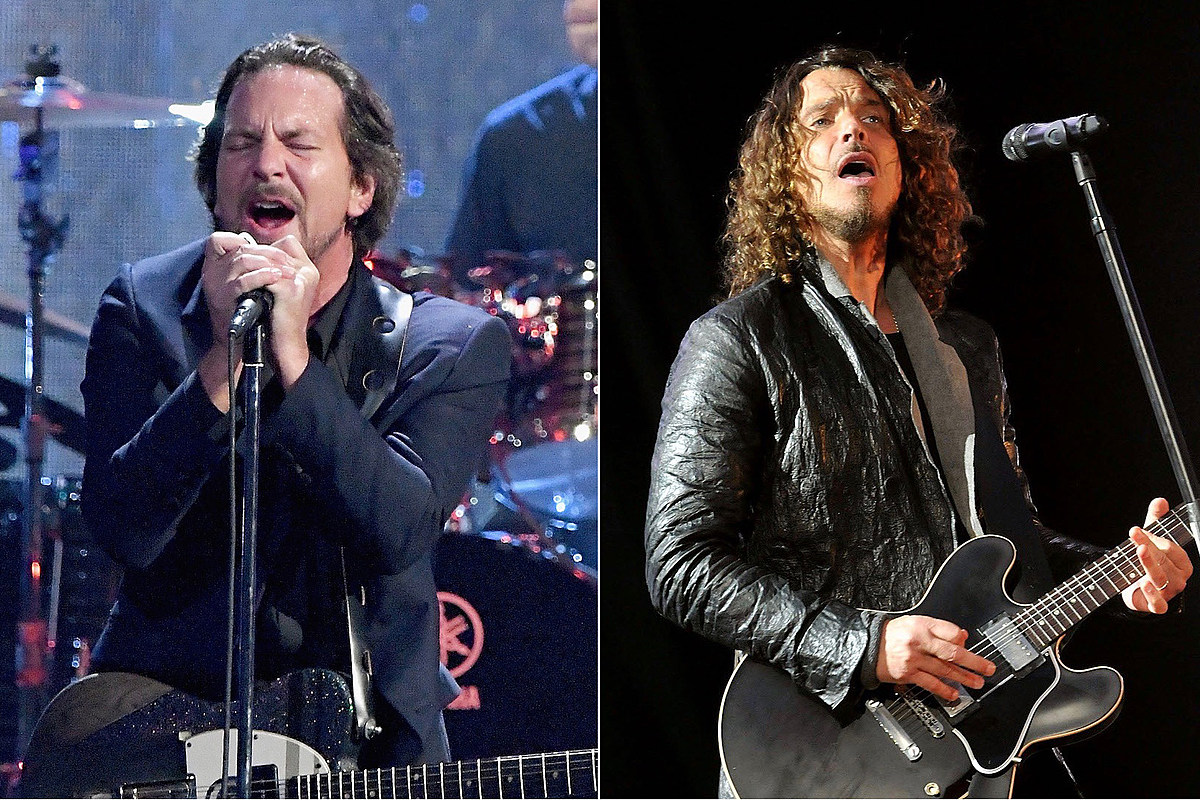 Watch Eddie Vedder Cover Chris Cornell's 'Seasons' Live
