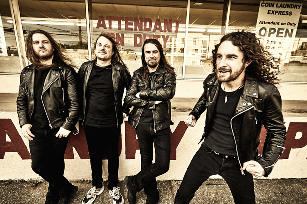 Airbourne Announce Real F--king Rock 'N' Roll Record