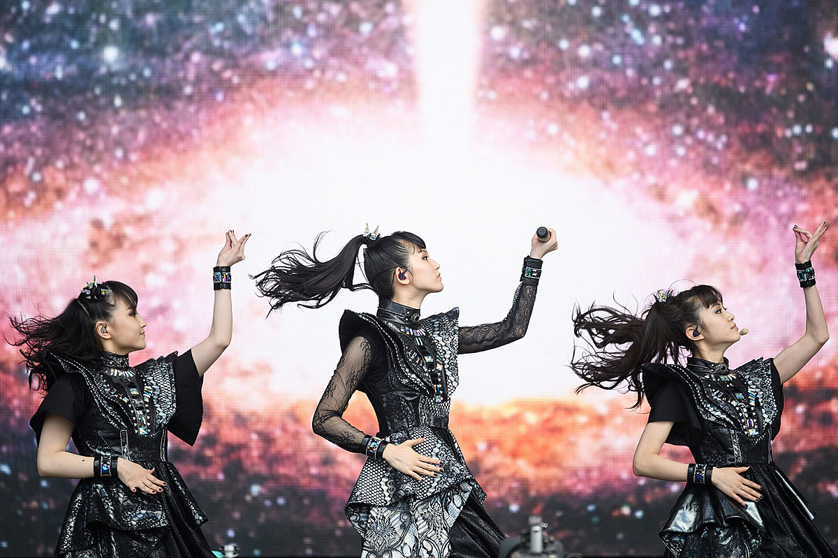 Babymetal Reveal 'Metal Galaxy' Track Listing + Special Guests
