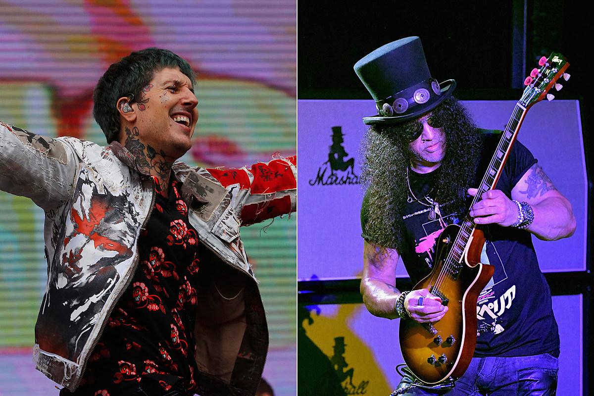 Bring Me the Horizon, Slash Featured on Lollapalooza Live Stream