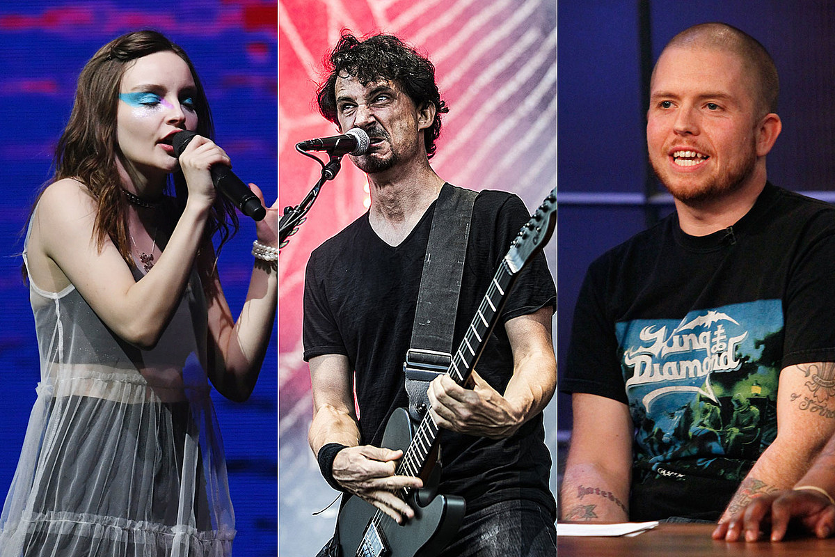 Gojira Send Chvrches Care Package After Jamey Jasta Beef