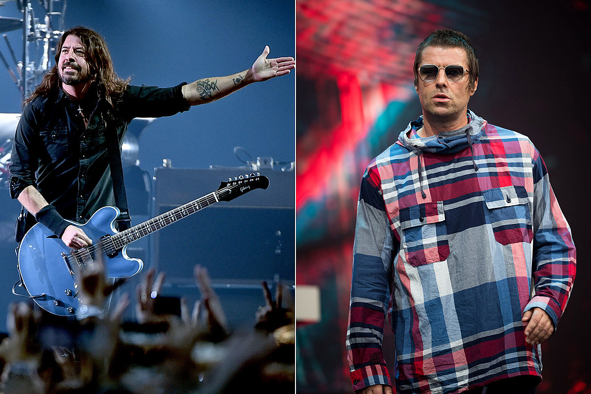 Foo Fighters Want to Start a Petition to Reunite Oasis