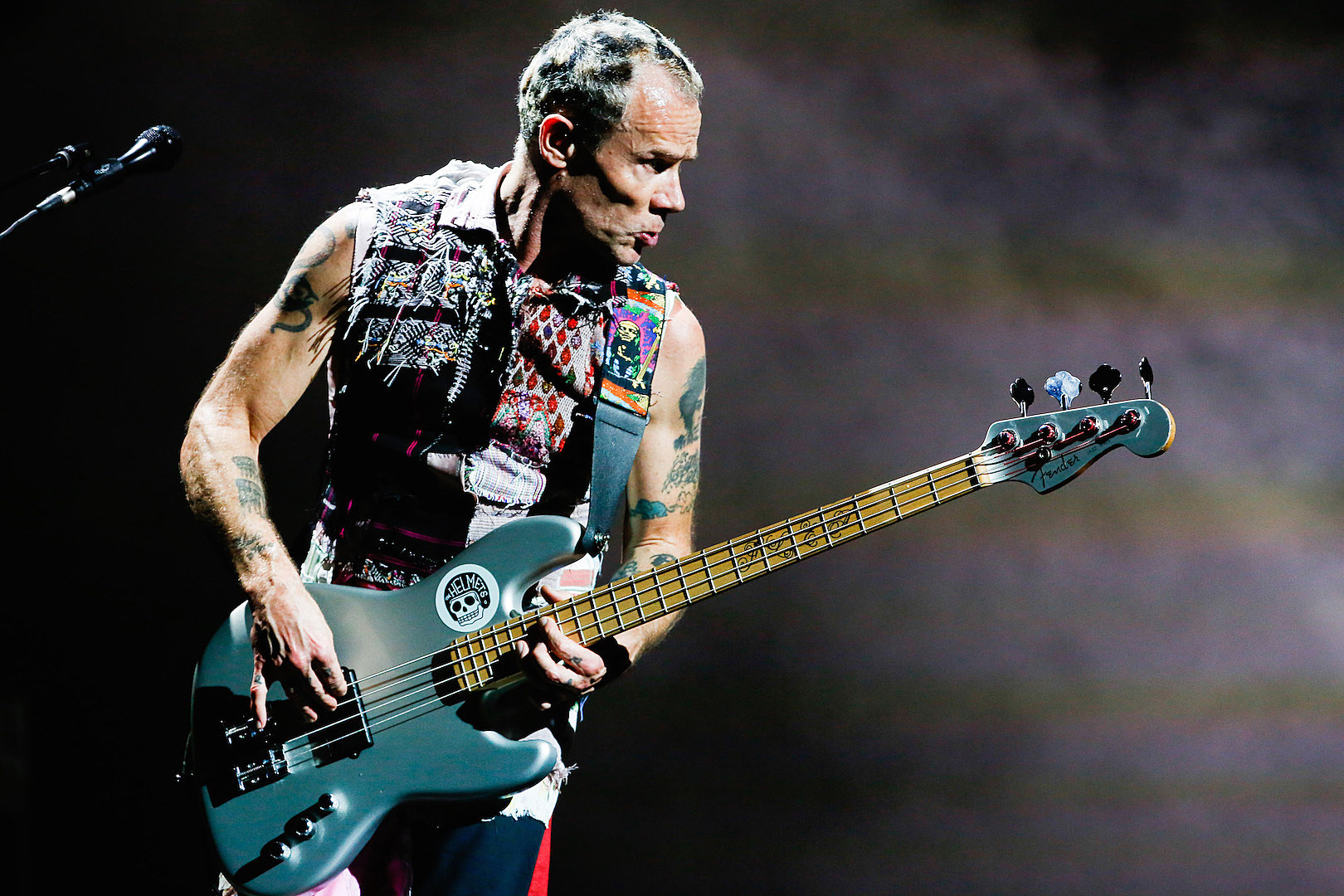 Flea's 400-Page 'Acid for the Children' Memoir Gets Release Date