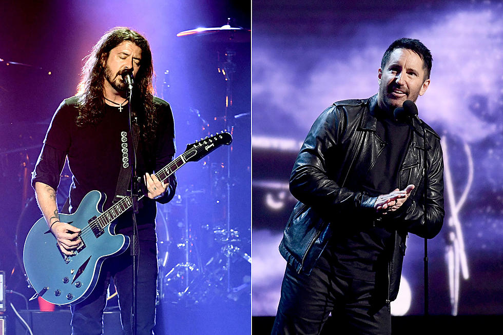 Foo Fighters, Nine Inch Nails Support Planned Parenthood