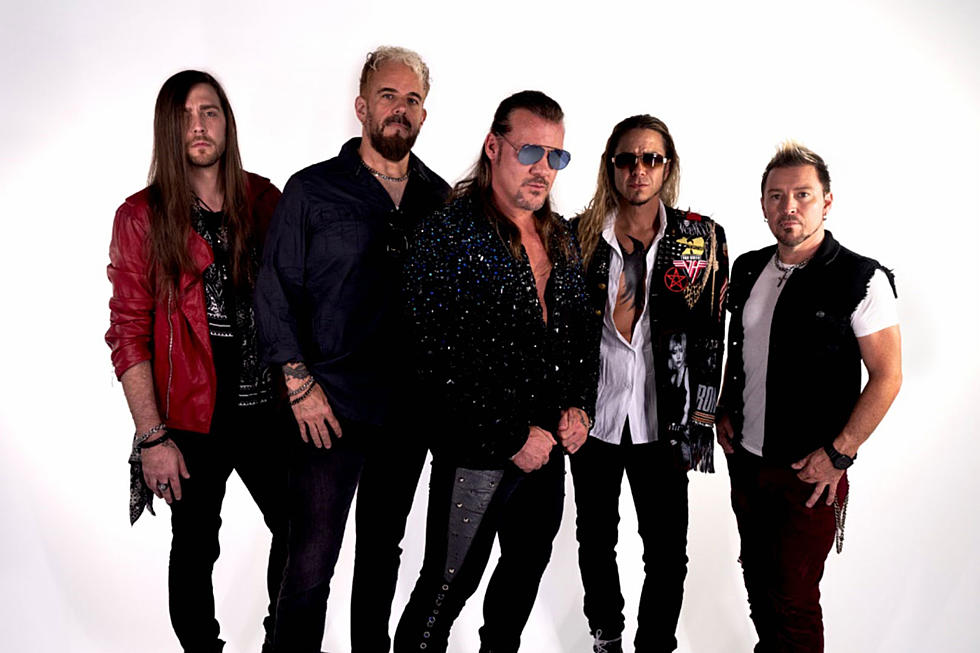 Fozzy Return With Gritty Rocker 'Nowhere to Run'