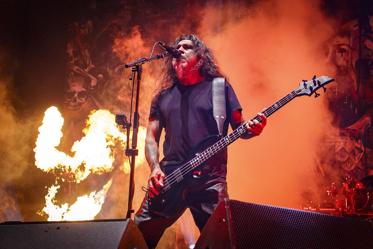 Watch Slayer's Tom Araya Say Goodbye to Europe in Emotional Video