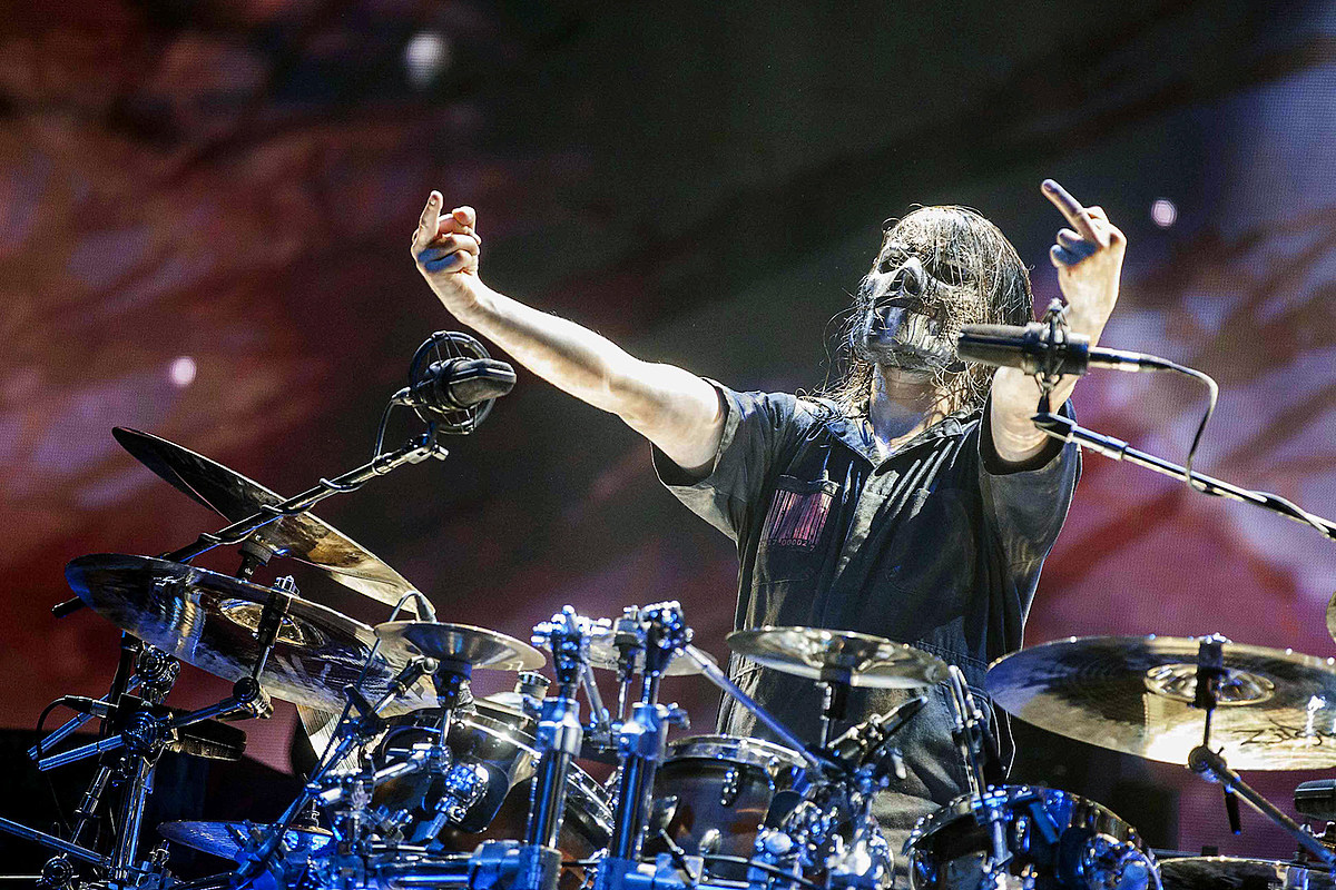 Slipknot's Jay Weinberg Meets 14-Year-Old Viral Drummer