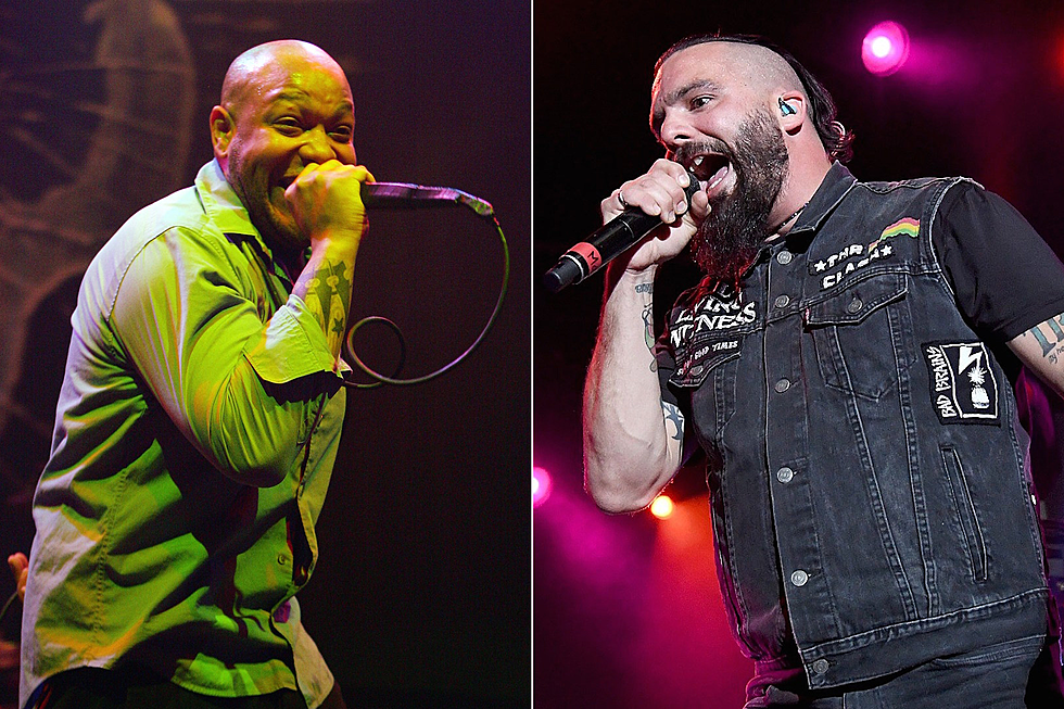 Cálculo imagen Empresa  Hear Howard Jones Guest on New Killswitch Engage Song