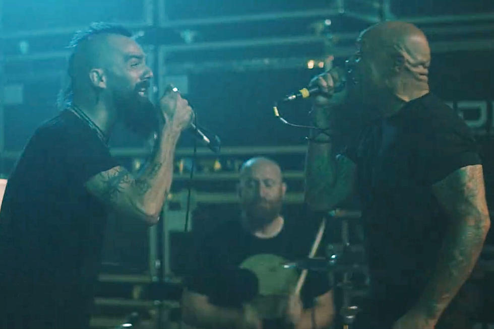 Watch Killswitch Engage Singers Meet in 'The Signal Fire' Video
