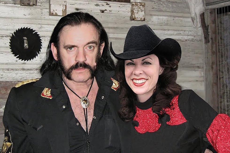 Hear Lemmy Kilmister's Tender Singing on Long Lost Country