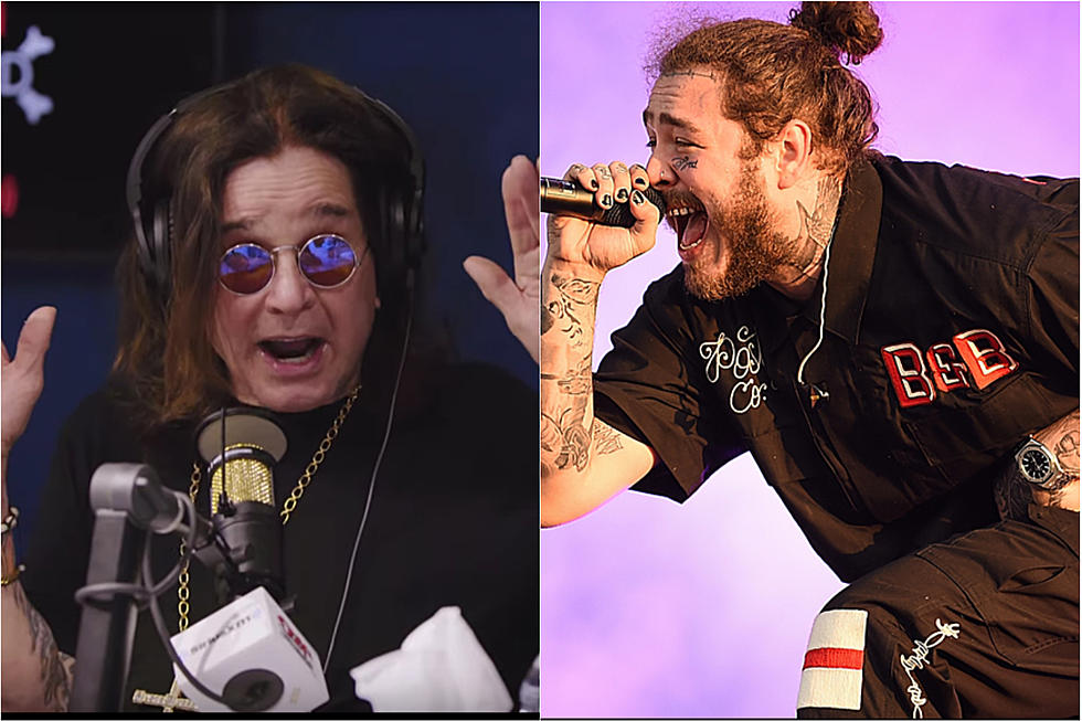 Ozzy Osbourne to Be Featured On Post Malone's New Album