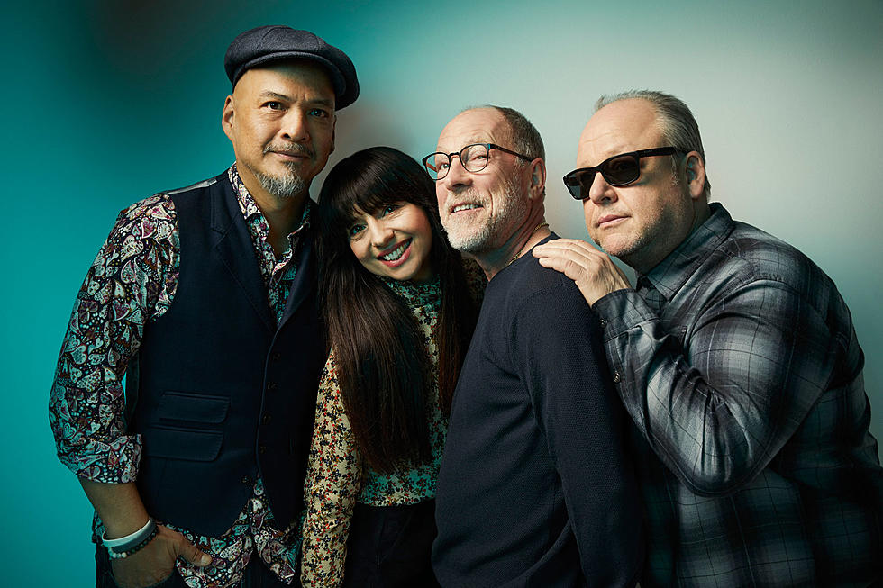 Pixies Reveal Animated Video for New Single 'Catfish Kate'