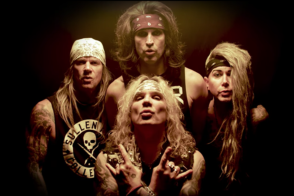 Steel Panther Realize 'You're Always Gonna Be a Ho'