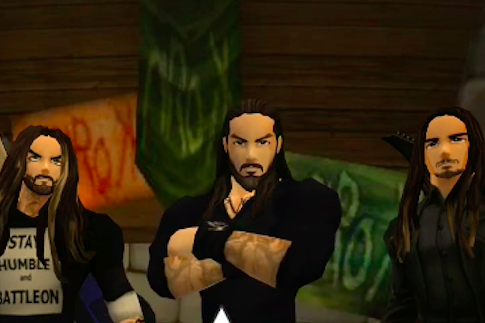 Watch Korn Play a Mini Concert in Video Game 'AdventureQuest 3D'