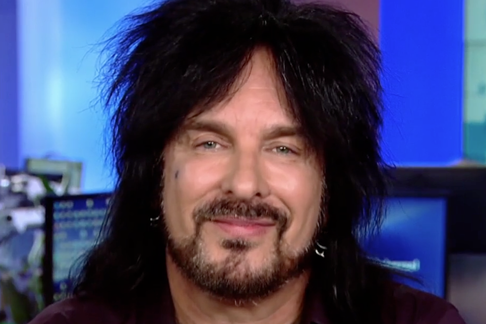 Nikki Sixx Holds Big Pharma Accountable for Opioid Epidemic