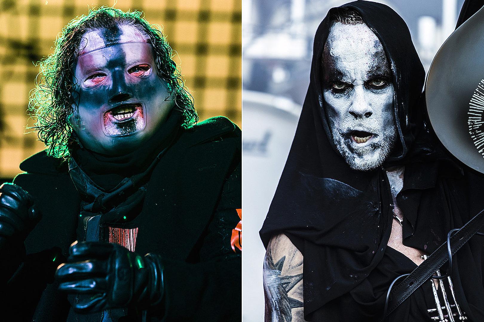 Tech N9ne Tour 2020.Slipknot Announce 2020 Tour With Behemoth