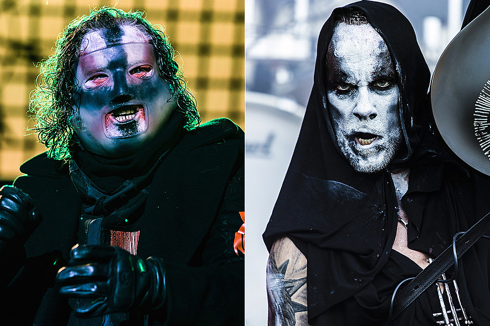 Best New Metal Bands 2020 Slipknot Announce 2020 Tour With Behemoth