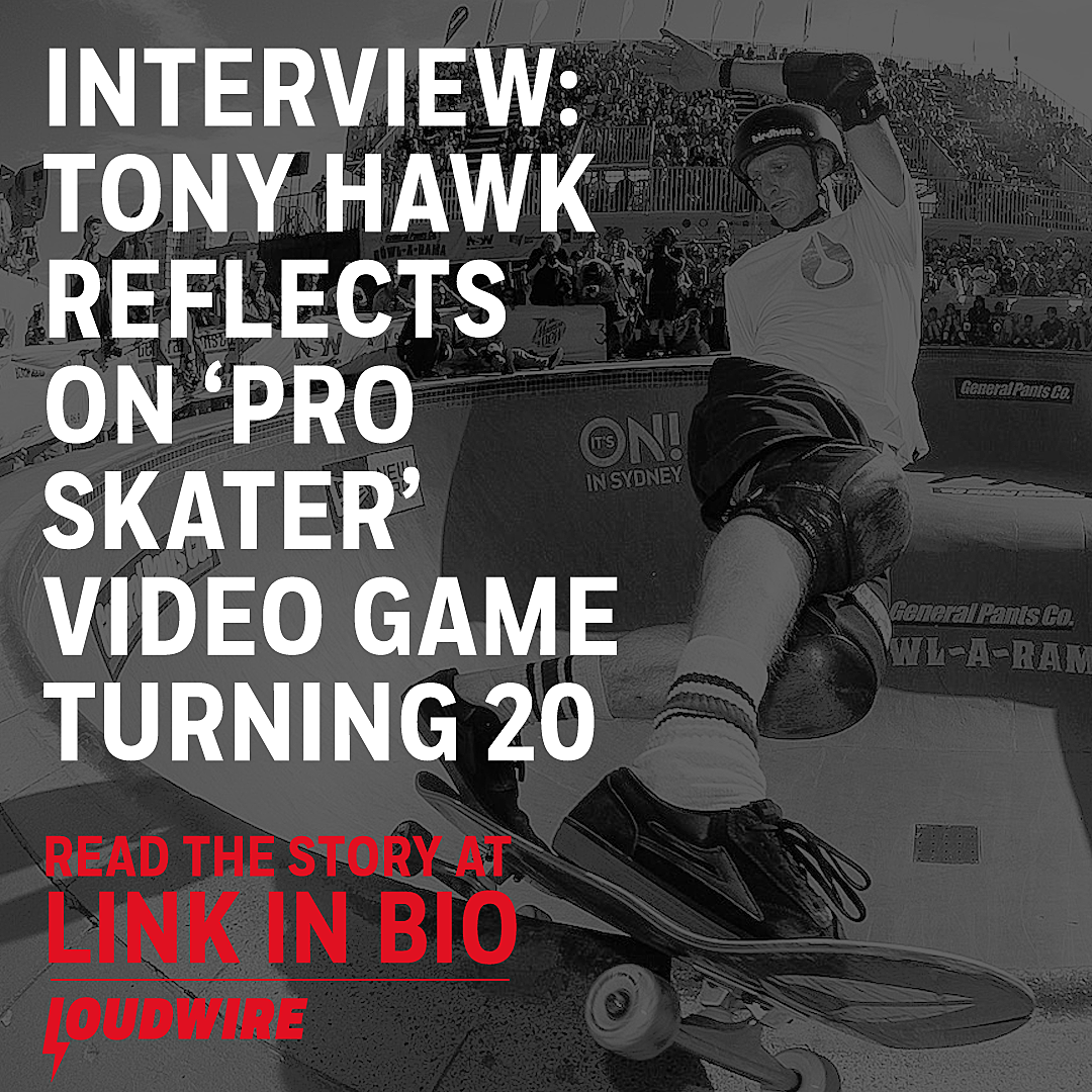 Hugely Influential 'Tony Hawk's Pro Skater' Turns 20