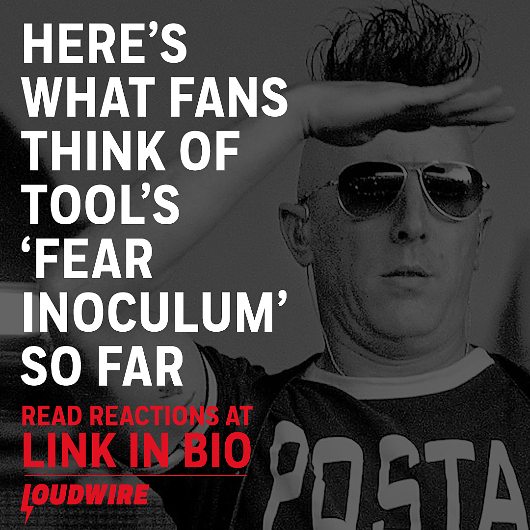 Here's What People Think of Tool's 'Fear Inoculum' So Far