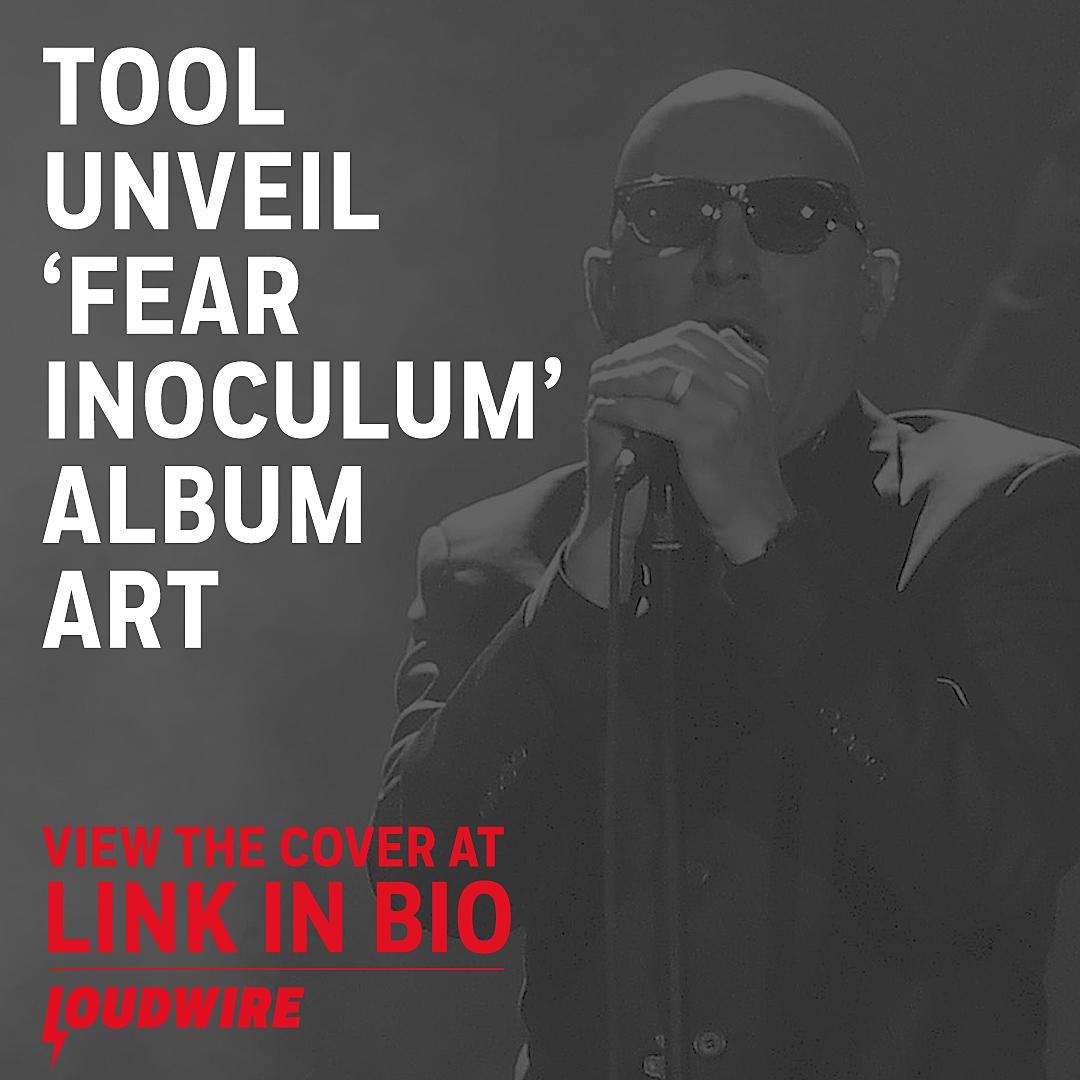 Tool Reveal Fear Inoculum Album Art New Song Coming Wednesday