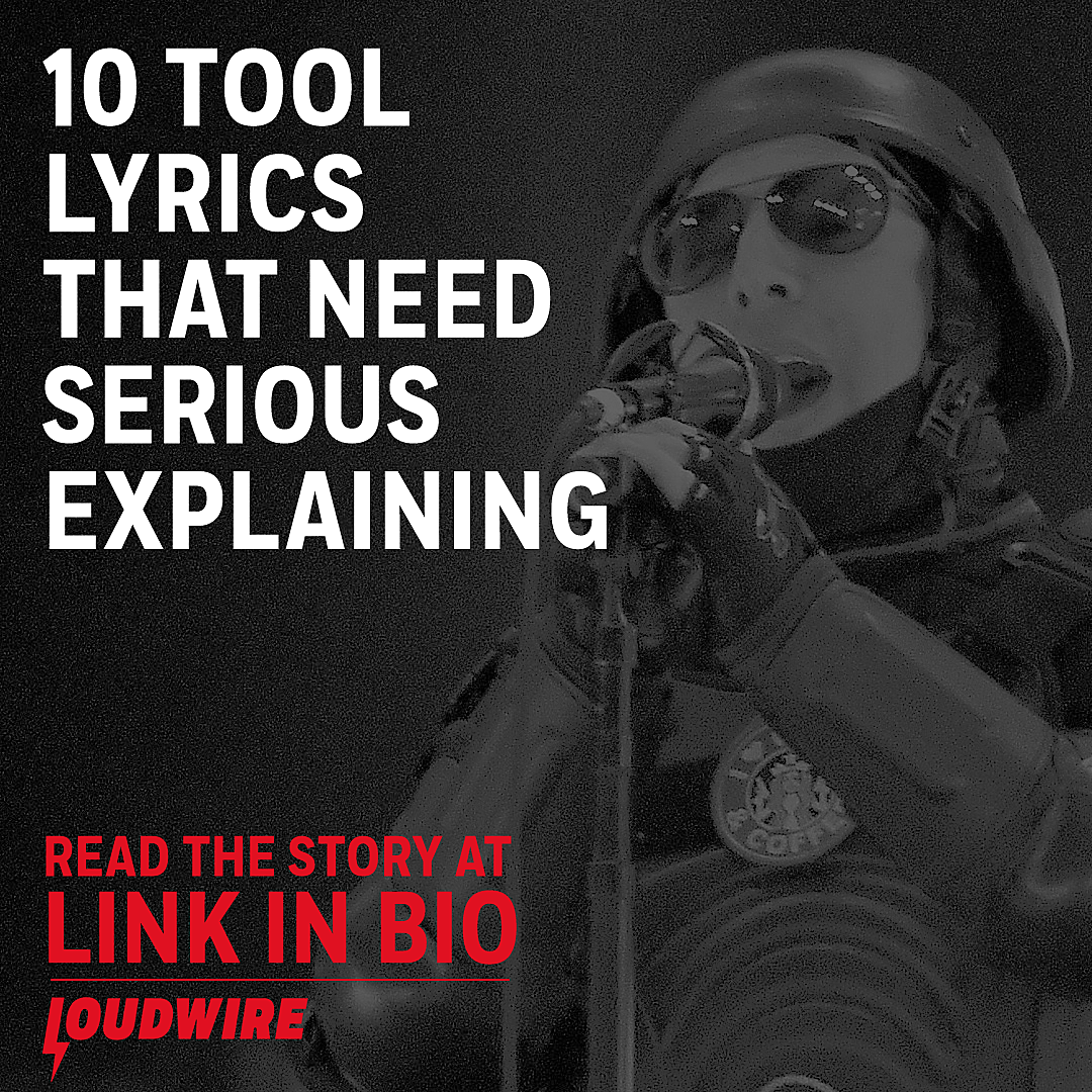 10 Tool Lyrics That Need Serious Explaining