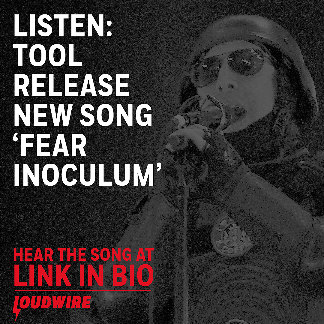 Tool Release First New Song in 13 Years 'Fear Inoculum'