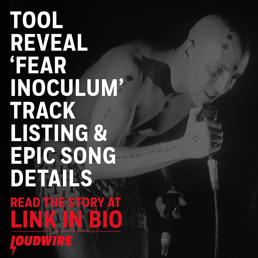 Tool: 'Fear Inoculum' Track Listing + Song Details Revealed