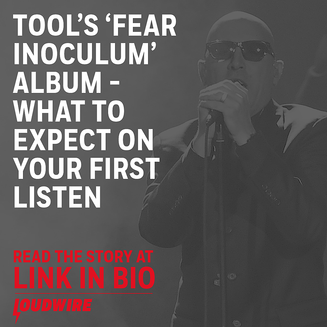 Tool's 'Fear Inoculum' Album - What to Expect on the First