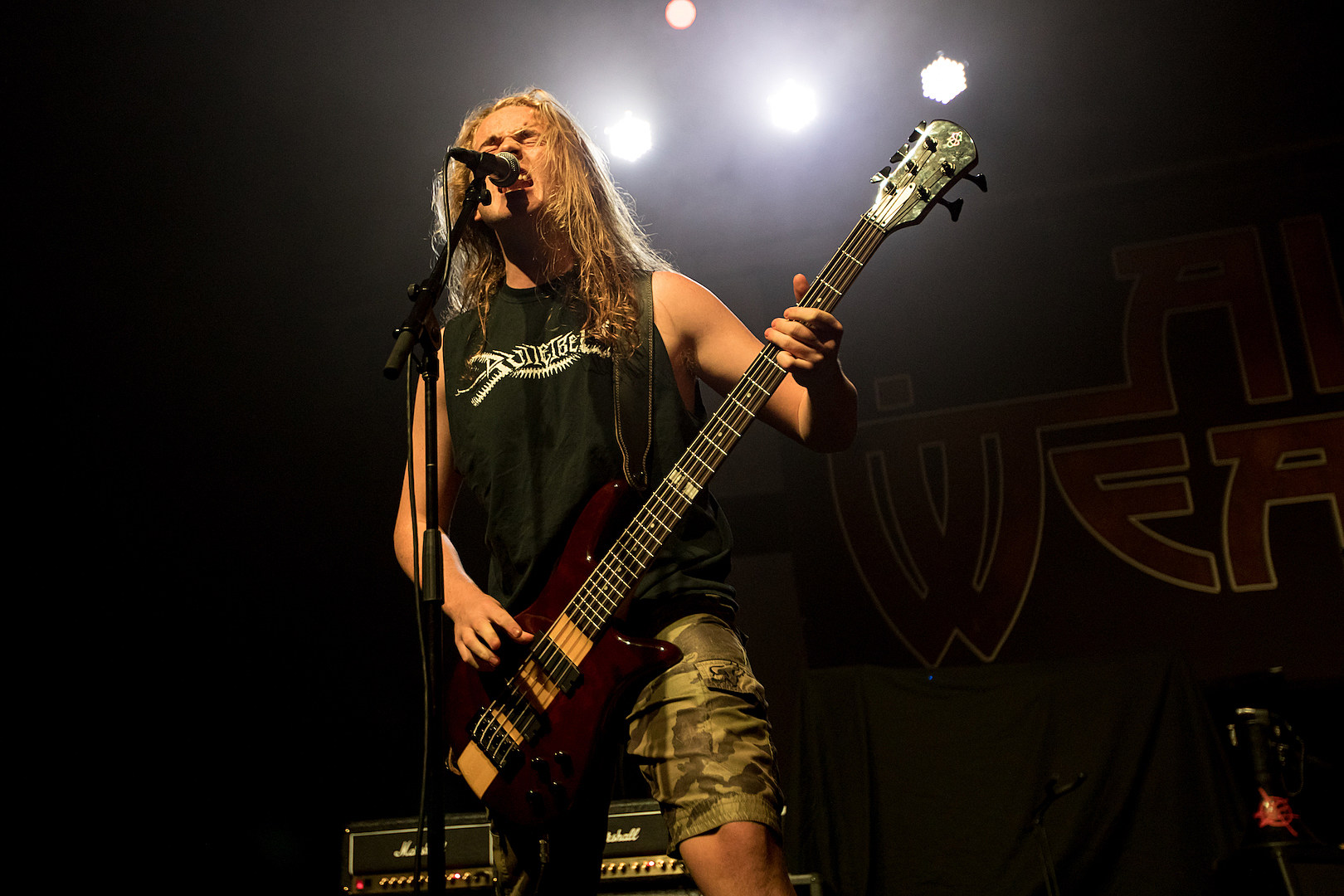 Alien Weaponry Bassist Will Miss Fall Tour to Finish High School