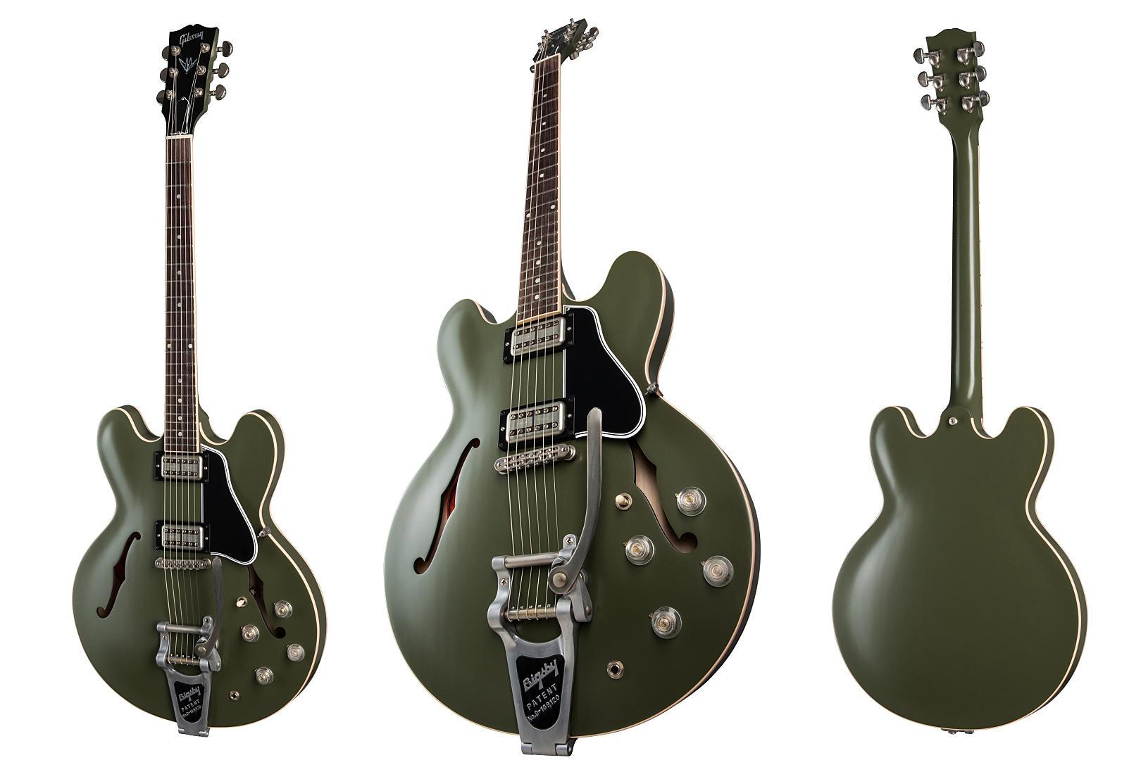 Gibson Announces Chris Cornell Signature Model Tribute Guitar