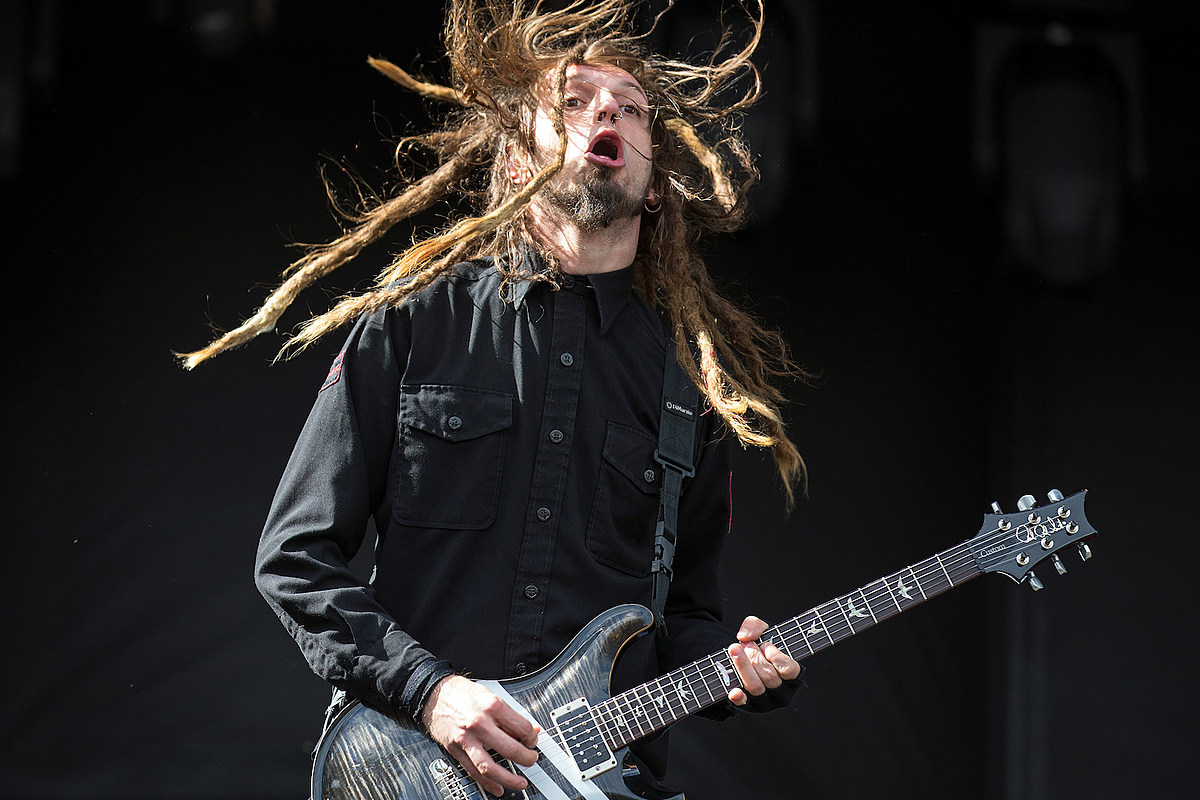 Nonpoint Guitarist BC Kochmit Announces His Exit From Live Band