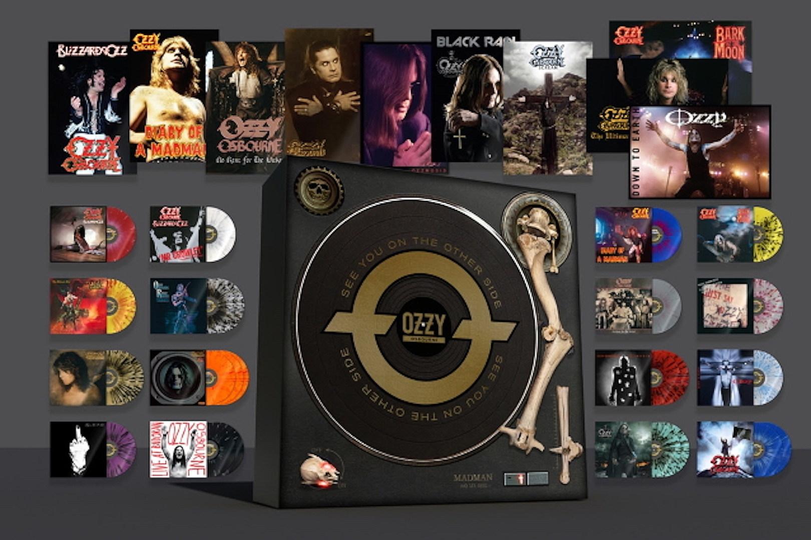 ozzy box set