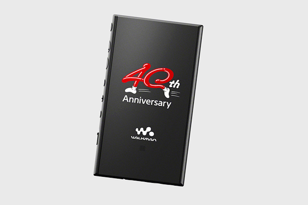 Sony Reveal New Walkman for Cassette Player's 40th Anniversary